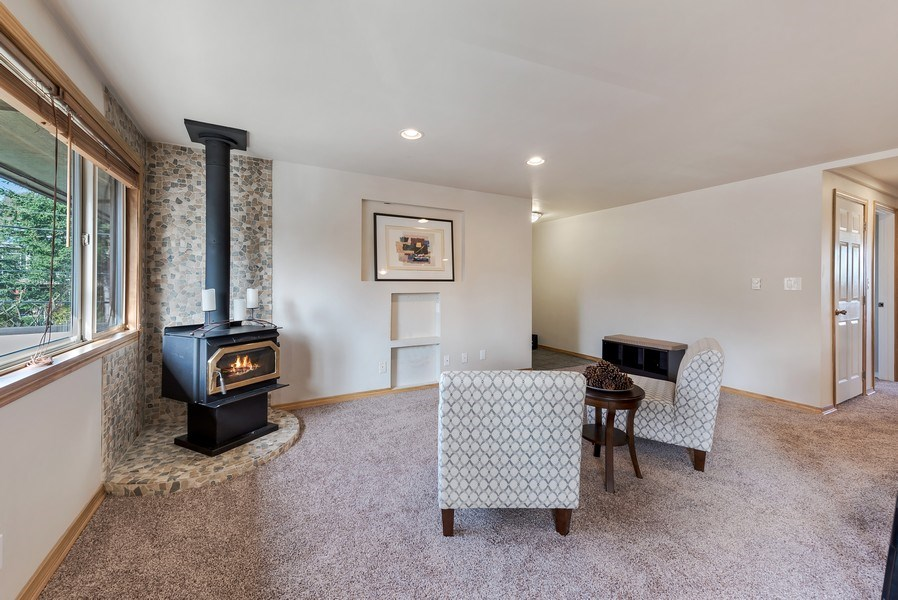 Real Estate Photography - 3834 175th Avenue Northeast #A-301, Redmond, WA, 98052 - Living Room