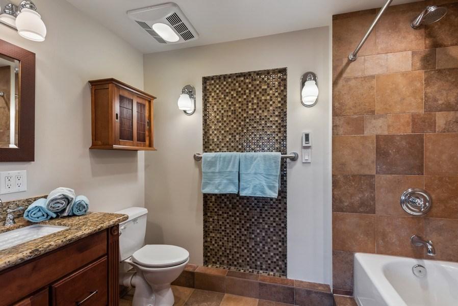 Real Estate Photography - 3834 175th Avenue Northeast #A-301, Redmond, WA, 98052 - Master Bathroom