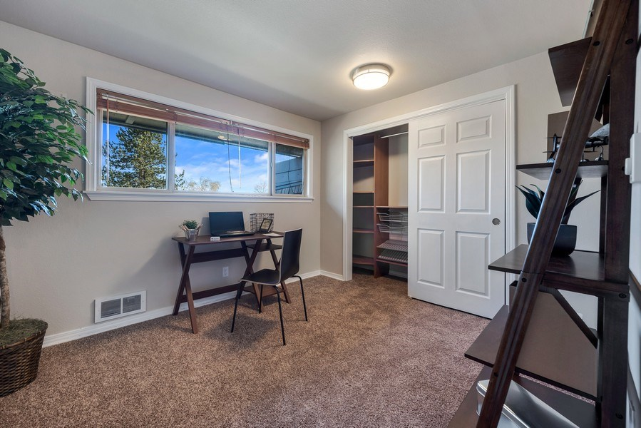 Real Estate Photography - 3834 175th Avenue Northeast #A-301, Redmond, WA, 98052 - 2nd Bedroom