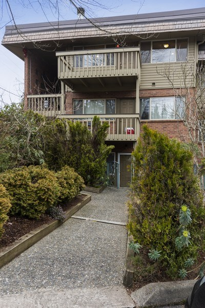 Real Estate Photography - 3834 175th Avenue Northeast #A-301, Redmond, WA, 98052 - Front View