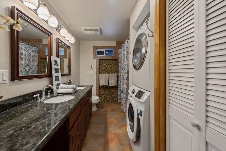Real Estate Photography - 3834 175th Avenue Northeast #A-301, Redmond, WA, 98052 - Bathroom