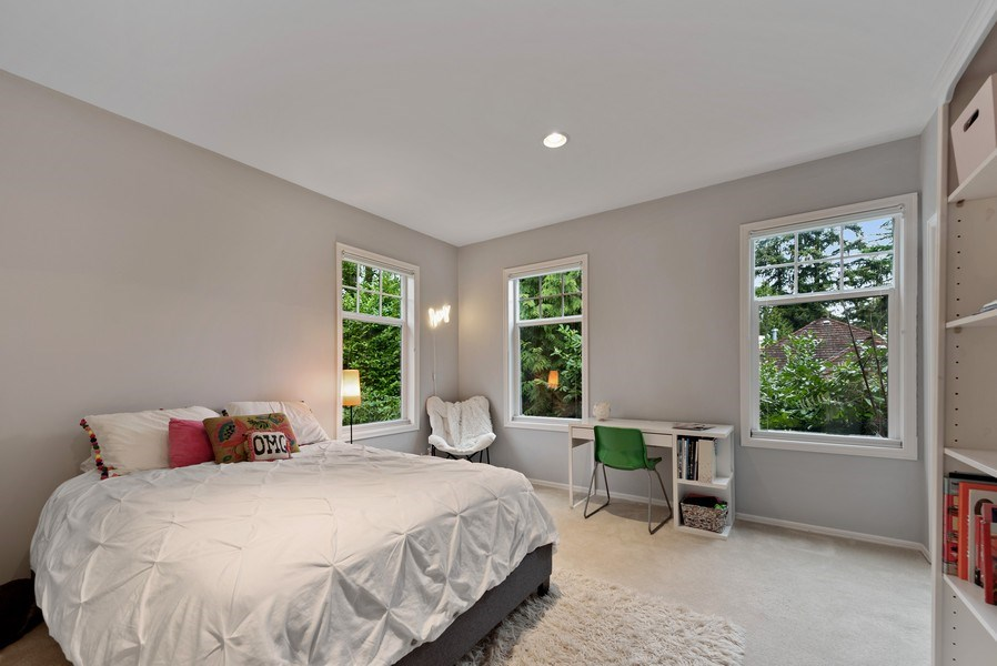 Real Estate Photography - 2401 100th Ave NE, Bellevue, WA, 98004 - 3rd Bedroom