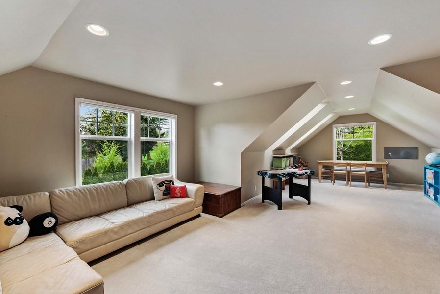Real Estate Photography - 2401 100th Ave NE, Bellevue, WA, 98004 - Bonus Room
