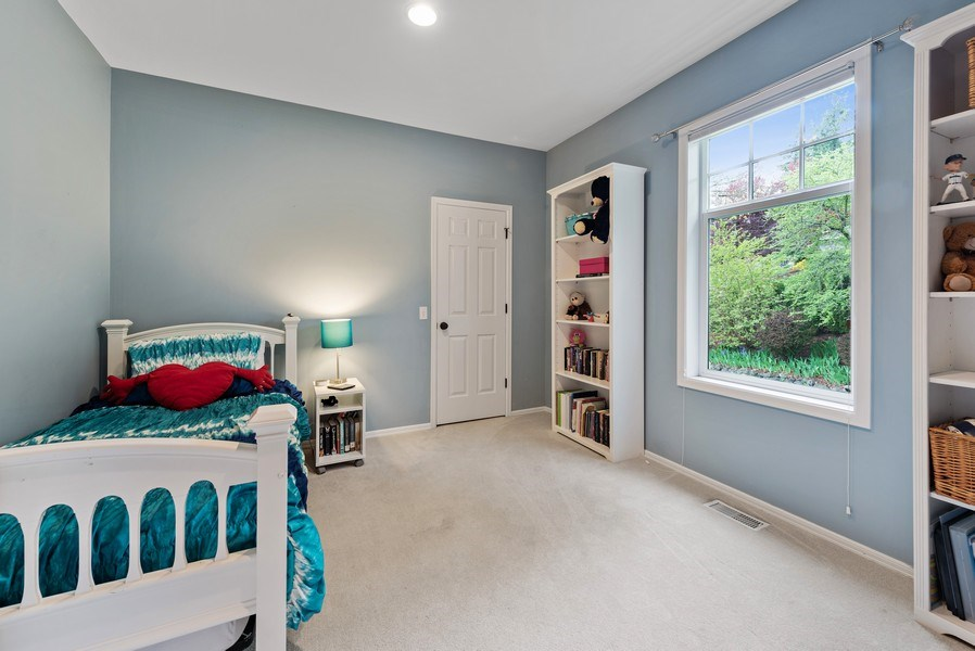 Real Estate Photography - 2401 100th Ave NE, Bellevue, WA, 98004 - 4th Bedroom
