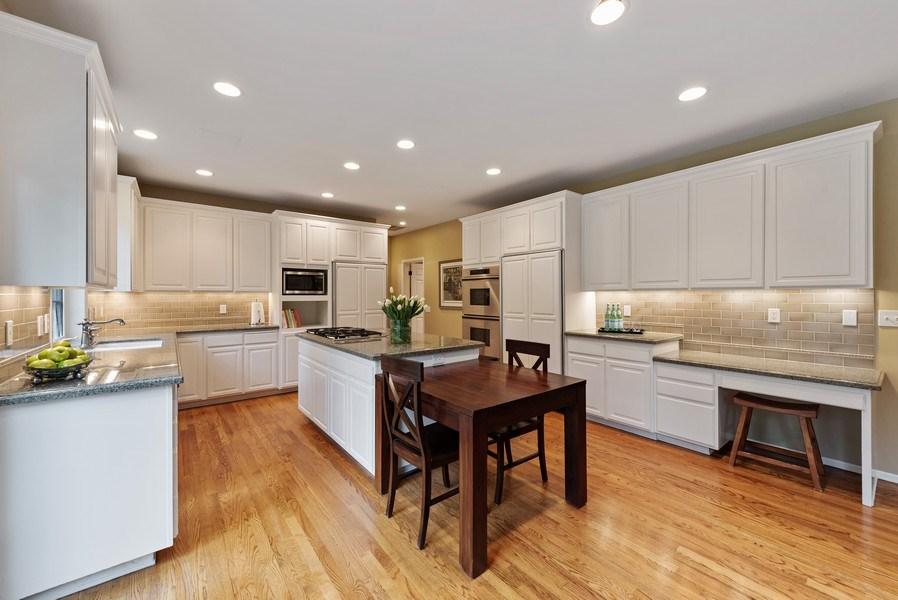 Real Estate Photography - 2401 100th Ave NE, Bellevue, WA, 98004 - Kitchen
