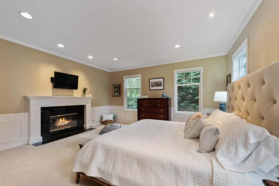 Real Estate Photography - 2401 100th Ave NE, Bellevue, WA, 98004 - Master Bedroom