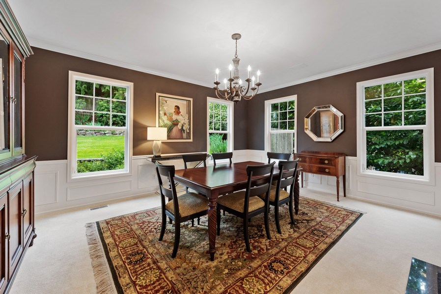 Real Estate Photography - 2401 100th Ave NE, Bellevue, WA, 98004 - Dining Room