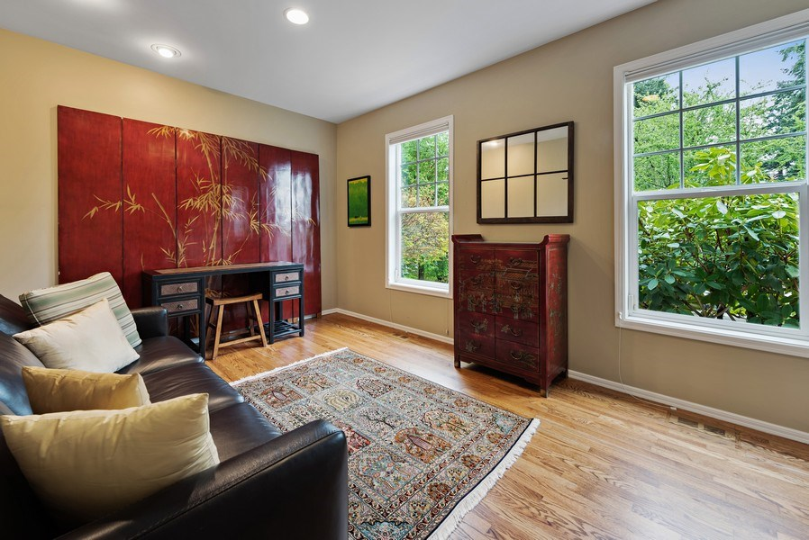 Real Estate Photography - 2401 100th Ave NE, Bellevue, WA, 98004 - Office