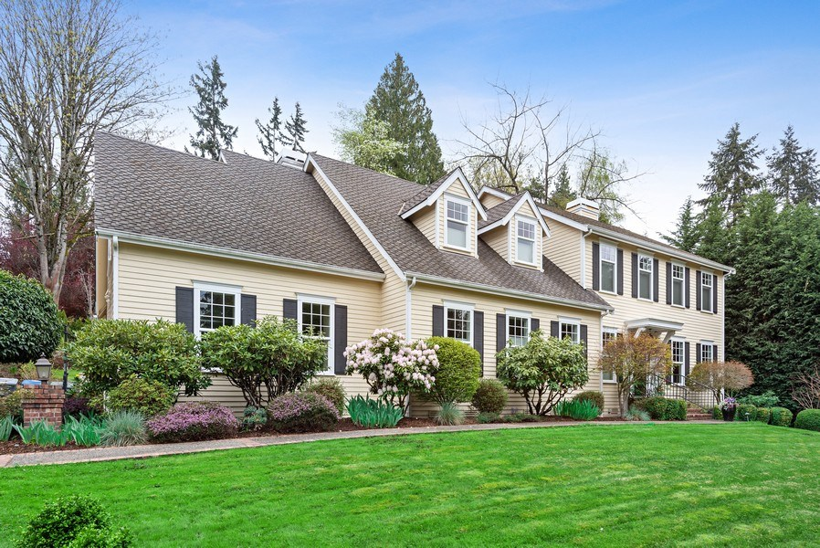 Real Estate Photography - 2401 100th Ave NE, Bellevue, WA, 98004 - Front View