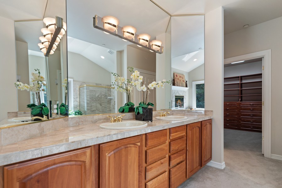 Real Estate Photography - 13804 64th Pl NE, Kirkland, WA, 98034 - Master Bathroom