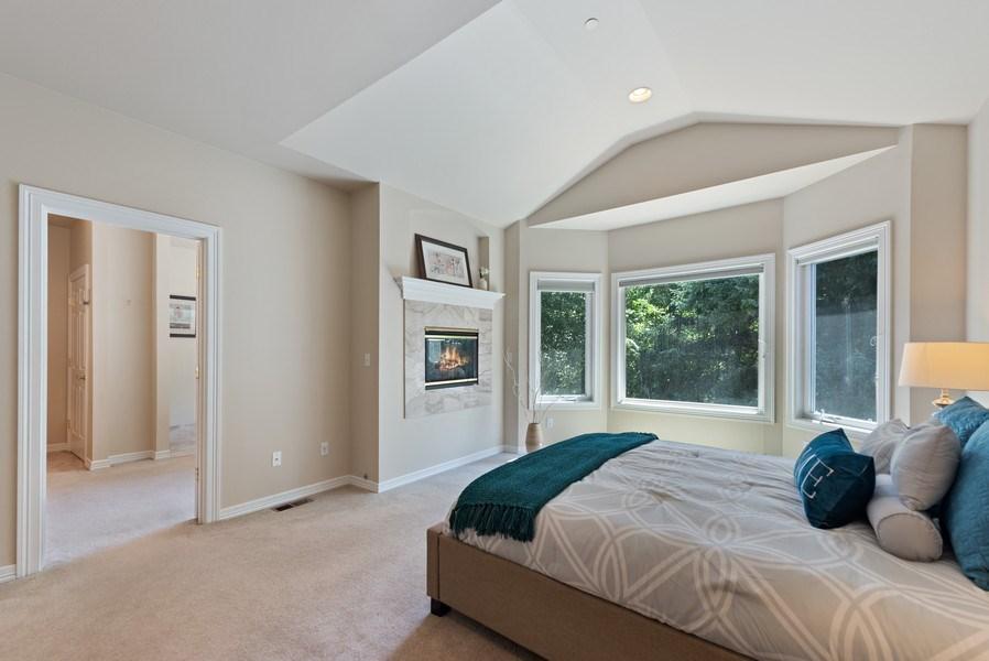 Real Estate Photography - 13804 64th Pl NE, Kirkland, WA, 98034 - Master Bedroom