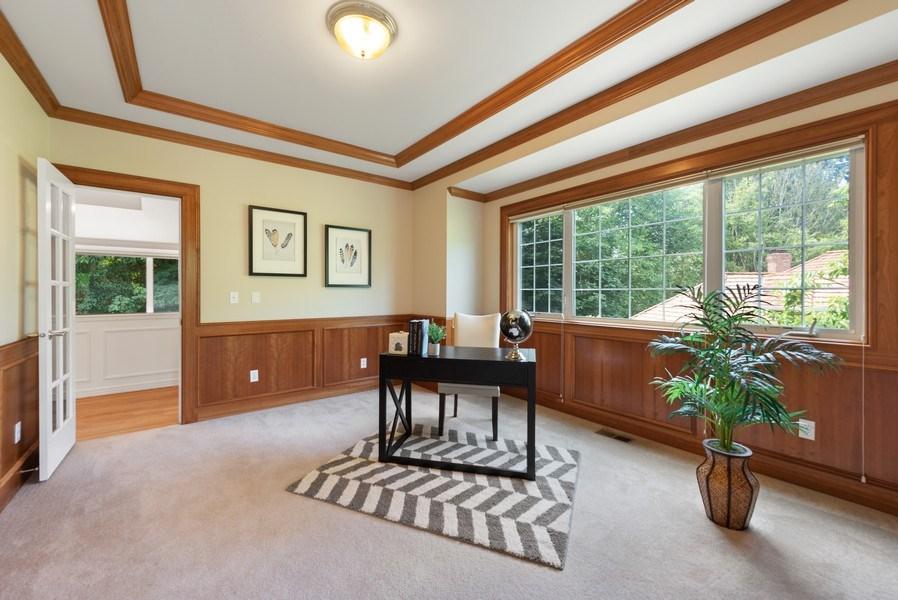 Real Estate Photography - 13804 64th Pl NE, Kirkland, WA, 98034 - Office