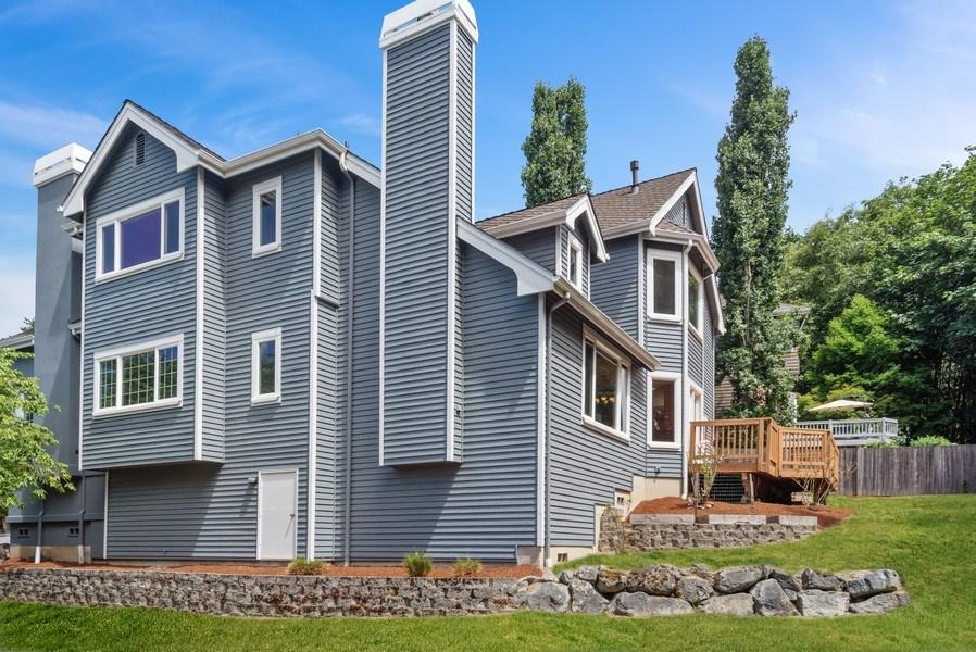 Real Estate Photography - 13804 64th Pl NE, Kirkland, WA, 98034 - Side View