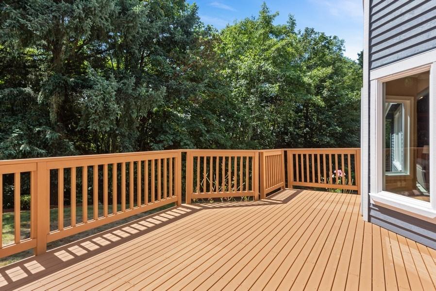 Real Estate Photography - 13804 64th Pl NE, Kirkland, WA, 98034 - Deck