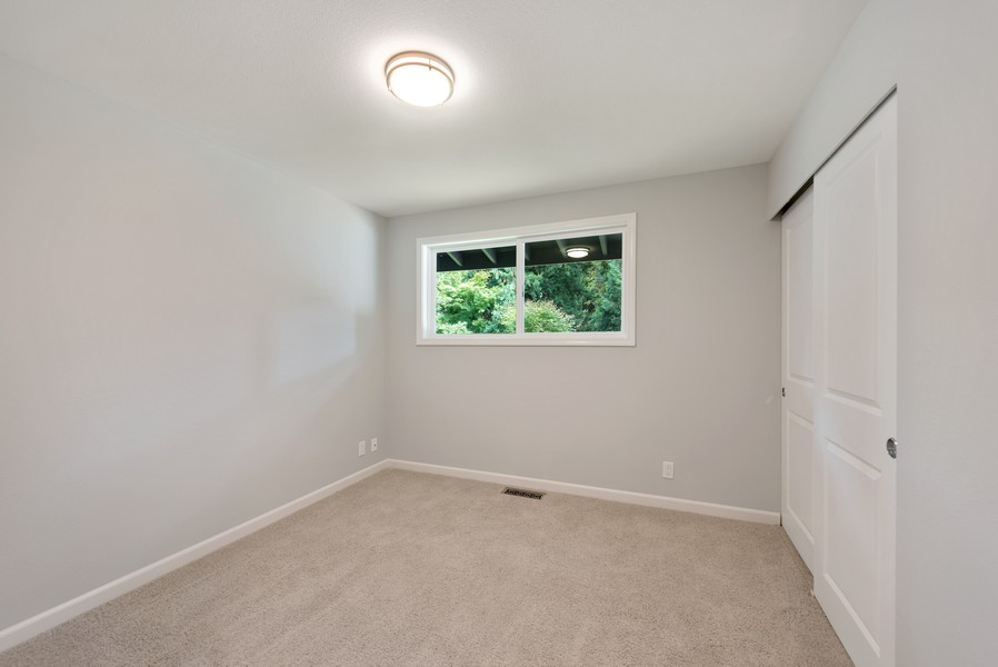 Real Estate Photography - 9628 NE 200th St, Bothell, WA, 98011 - 3rd Bedroom