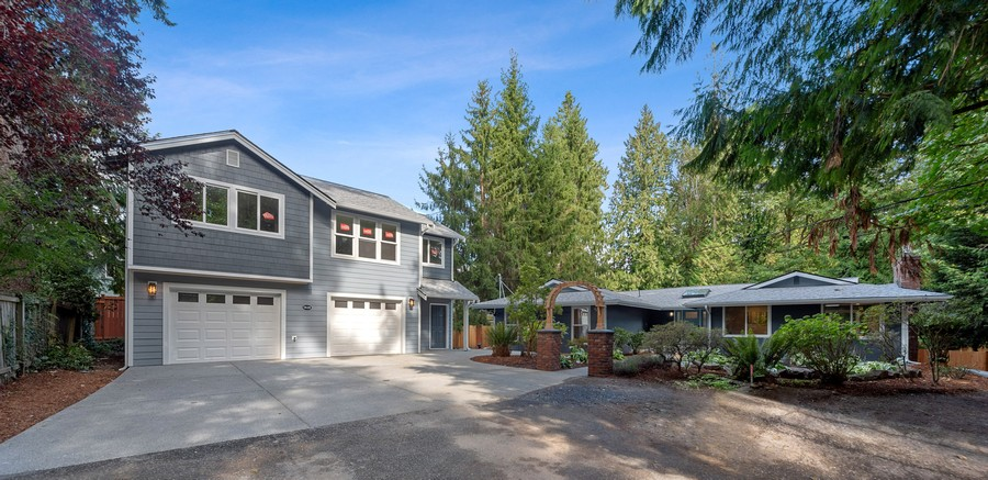 Real Estate Photography - 9628 NE 200th St, Bothell, WA, 98011 -