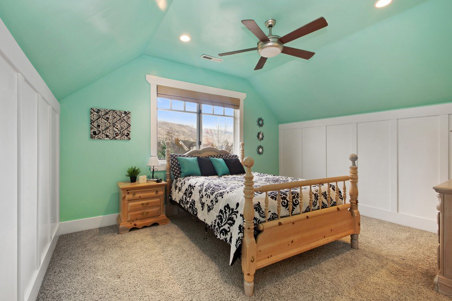 Real Estate Photography - 2904 N 1230 W, Pleasant Grove, UT, 84062 - 3rd Bedroom