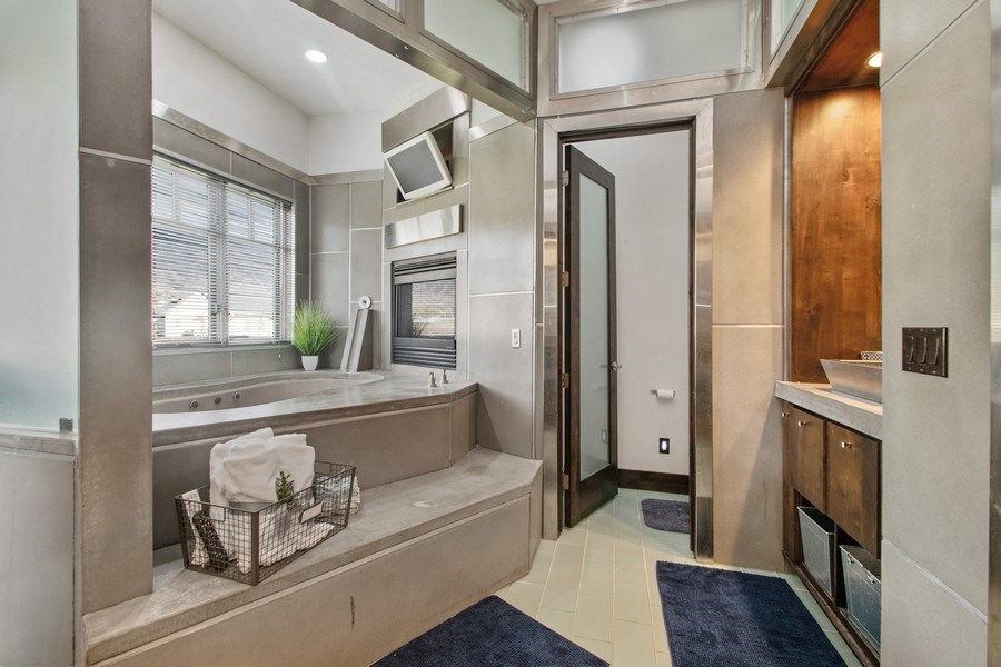Real Estate Photography - 2904 N 1230 W, Pleasant Grove, UT, 84062 - Master Bathroom