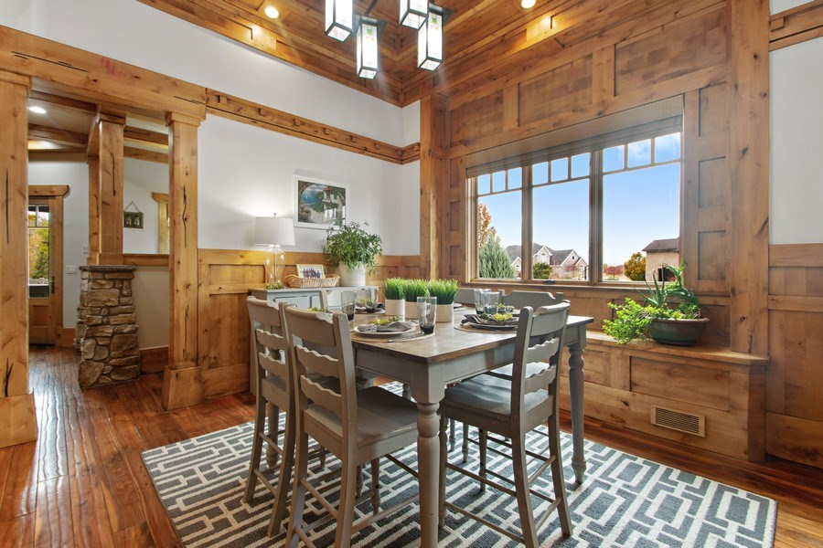 Real Estate Photography - 2904 N 1230 W, Pleasant Grove, UT, 84062 - Dining Room