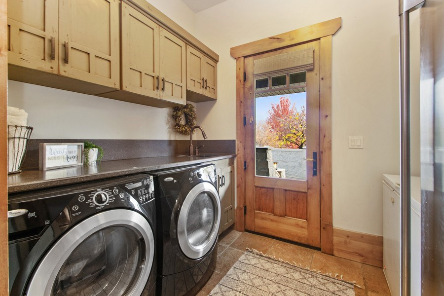 Real Estate Photography - 2904 N 1230 W, Pleasant Grove, UT, 84062 - Laundry Room