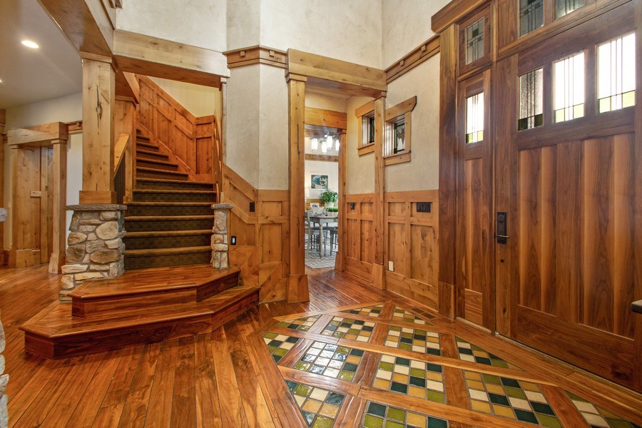 Real Estate Photography - 2904 N 1230 W, Pleasant Grove, UT, 84062 - Staircase