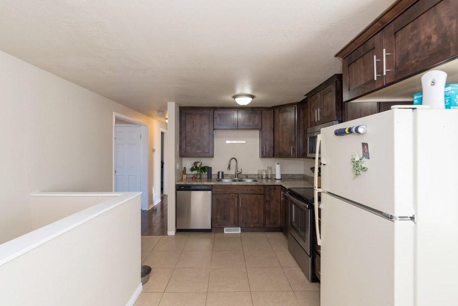 Real Estate Photography - 140 S Park St, Grantsville, UT, 84029 - Kitchen