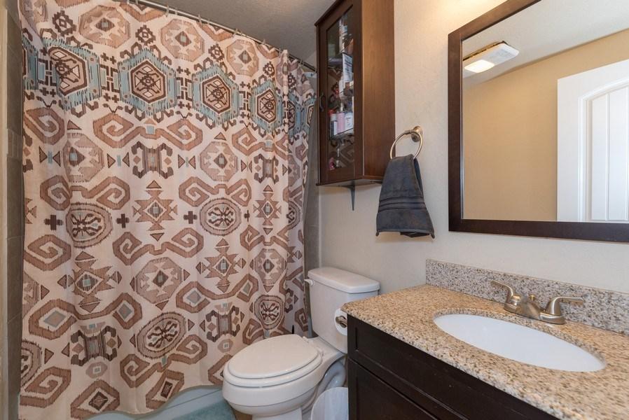 Real Estate Photography - 140 S Park St, Grantsville, UT, 84029 - Bathroom
