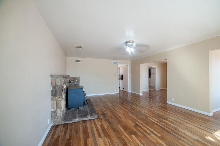 Real Estate Photography - 91 E Lagoon St, Roosevelt, UT, 84066 - Family Room