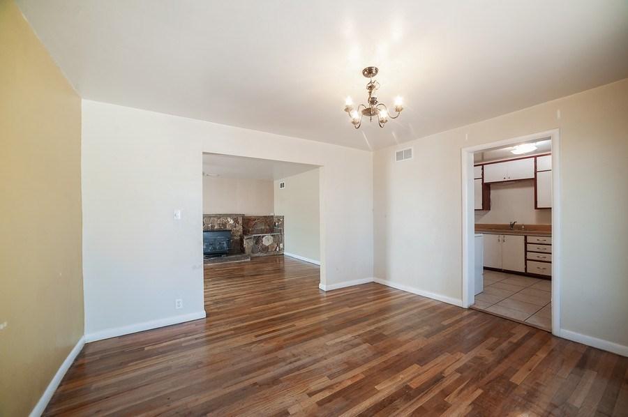 Real Estate Photography - 91 E Lagoon St, Roosevelt, UT, 84066 - Dining Room
