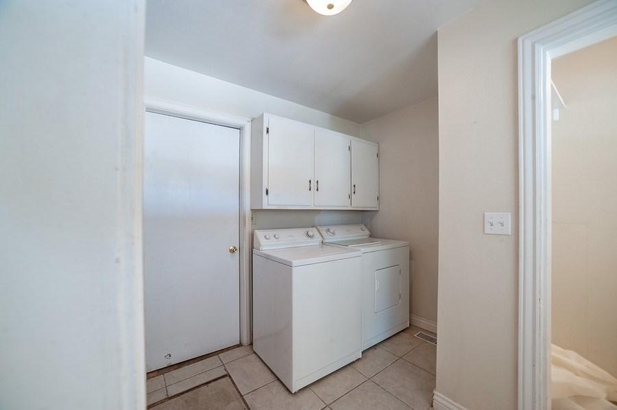 Real Estate Photography - 91 E Lagoon St, Roosevelt, UT, 84066 - Laundry Room