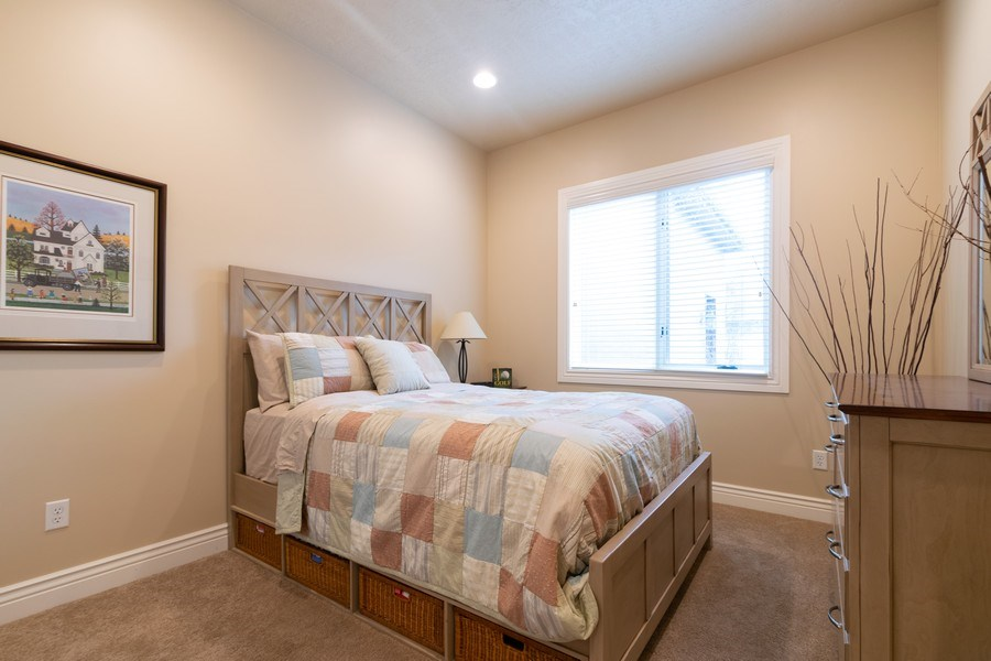 Real Estate Photography - 2364 S Shorewood Dr., Saratoga Springs, UT, 84045 - Bedroom