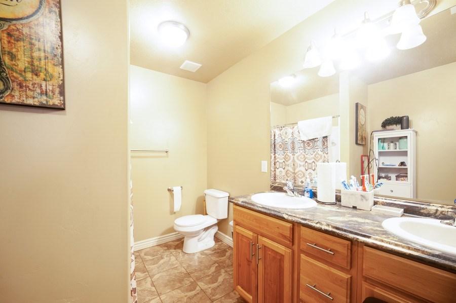 Real Estate Photography - 470 E South Poco Dr, Roosevelt, UT, 84066 - Master Bathroom