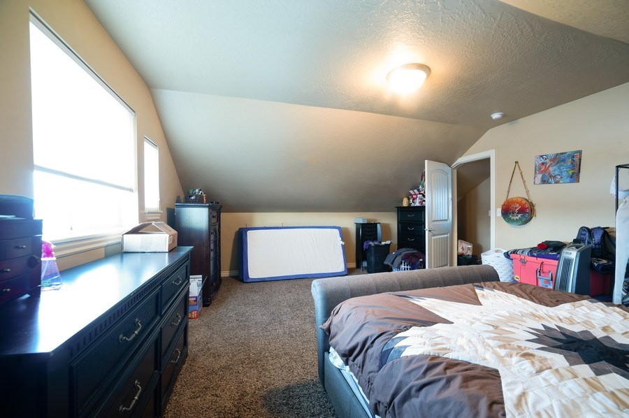 Real Estate Photography - 470 E South Poco Dr, Roosevelt, UT, 84066 - 3rd Bedroom