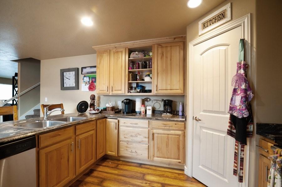 Real Estate Photography - 470 E South Poco Dr, Roosevelt, UT, 84066 - Kitchen