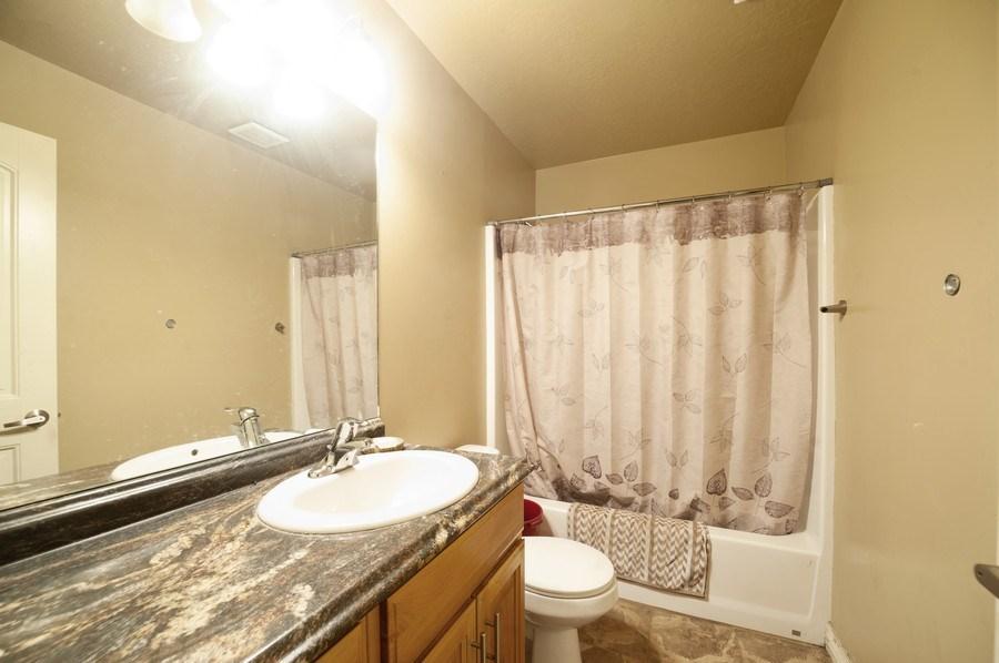 Real Estate Photography - 470 E South Poco Dr, Roosevelt, UT, 84066 - 2nd Bathroom