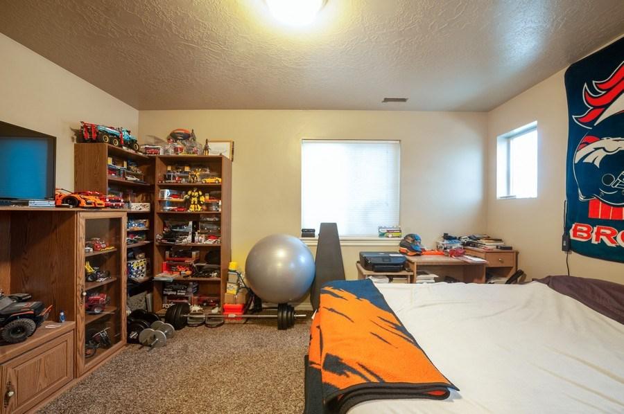 Real Estate Photography - 480 E South Poco Dr, Roosevelt, UT, 84066 - Master Bedroom
