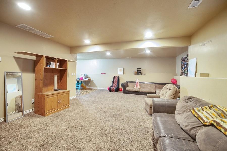 Real Estate Photography - 480 E South Poco Dr, Roosevelt, UT, 84066 - Living Room