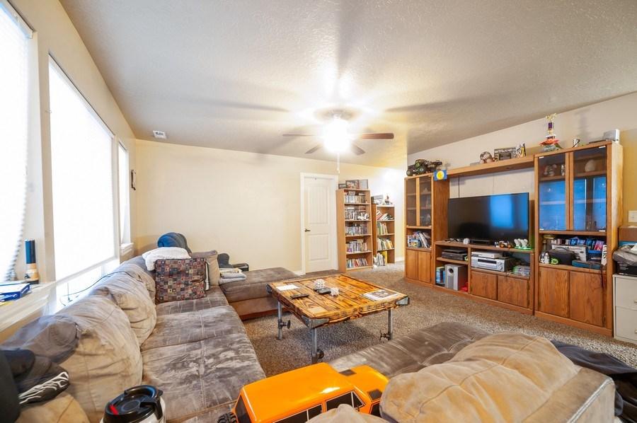 Real Estate Photography - 480 E South Poco Dr, Roosevelt, UT, 84066 - Family Room