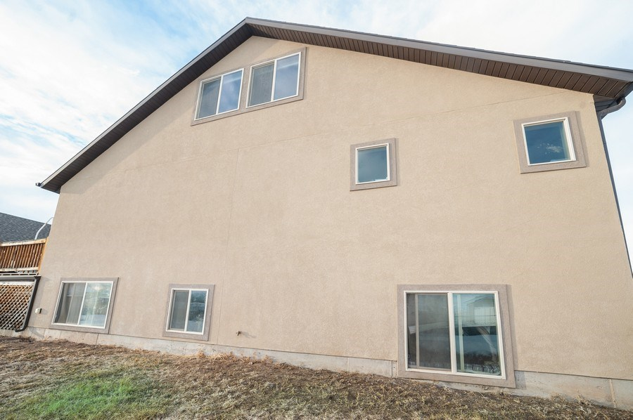 Real Estate Photography - 480 E South Poco Dr, Roosevelt, UT, 84066 - Rear View