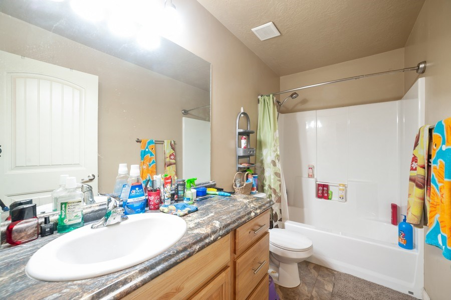 Real Estate Photography - 480 E South Poco Dr, Roosevelt, UT, 84066 - Bathroom