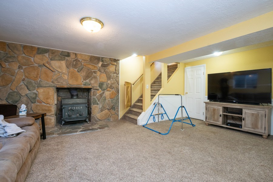 Real Estate Photography - 229 West 800 South, Bountiful, UT, 84010 - Family Room