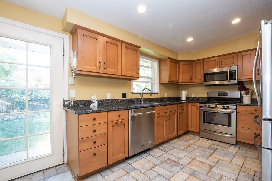 Real Estate Photography - 229 West 800 South, Bountiful, UT, 84010 - Kitchen