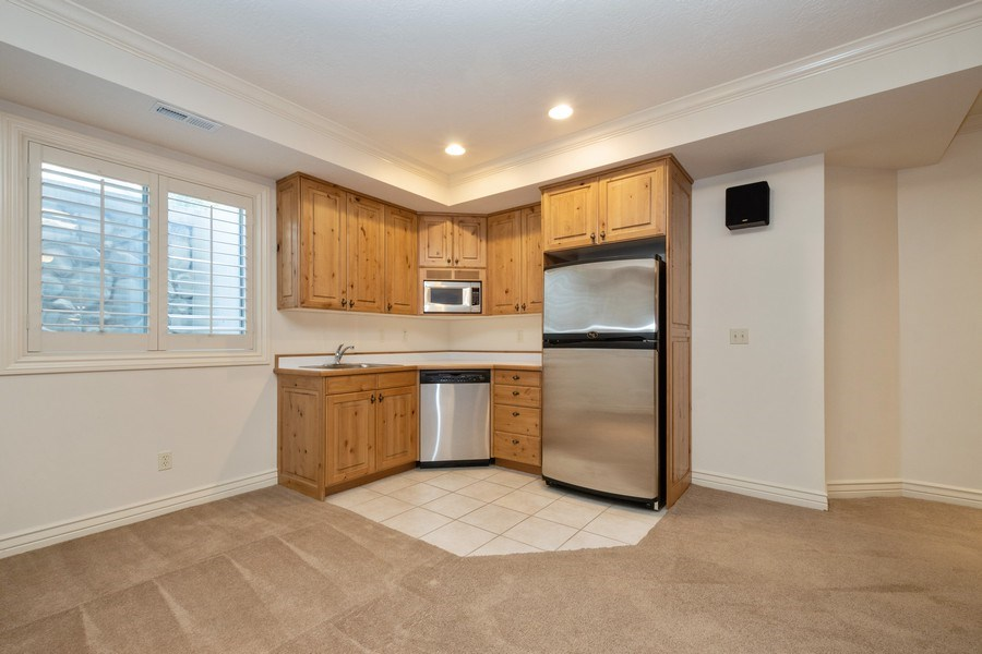 Real Estate Photography - 1826 E Cottonwood Glen Ct, Holladay, UT, 84117 - Basement