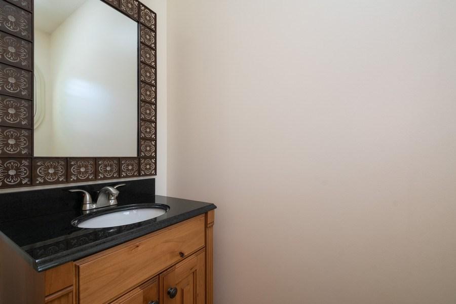 Real Estate Photography - 1826 E Cottonwood Glen Ct, Holladay, UT, 84117 - Half Bath