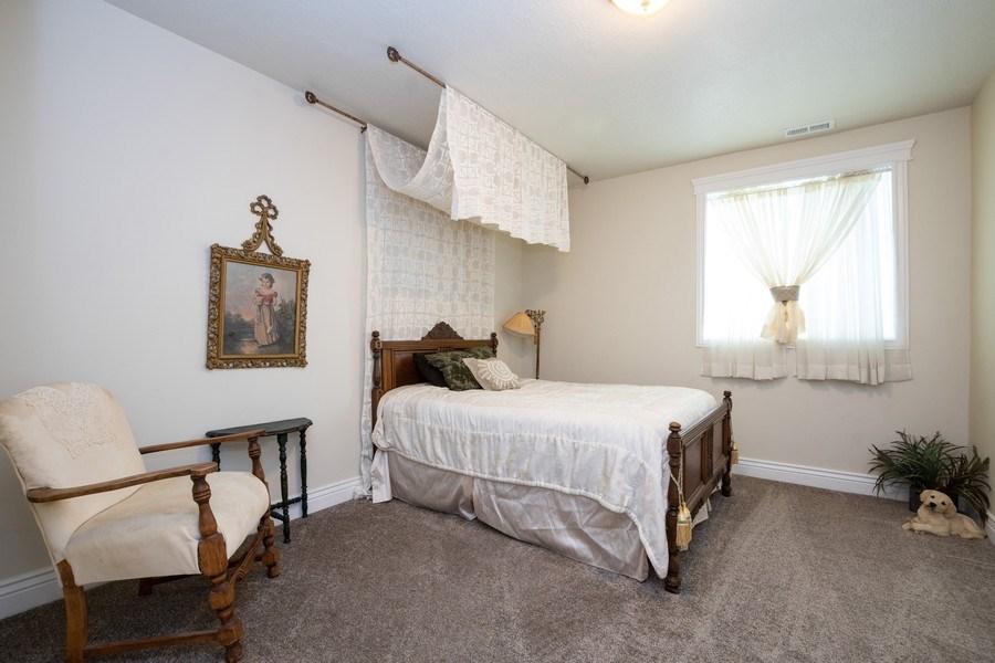 Real Estate Photography - 14956 S Cedar Falls Dr, Herriman, UT, 84096 - Bedroom