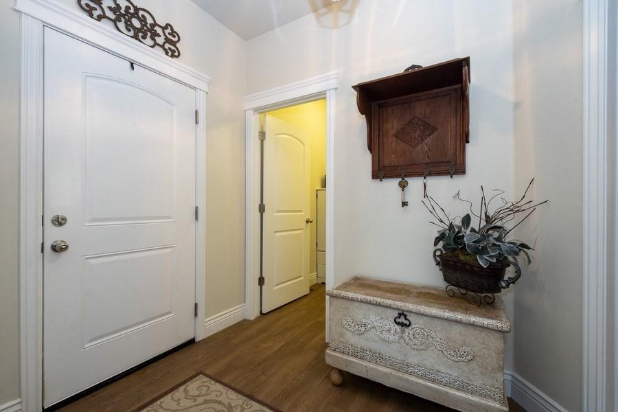 Real Estate Photography - 14956 S Cedar Falls Dr, Herriman, UT, 84096 - Foyer