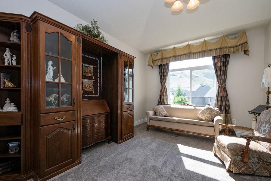 Real Estate Photography - 14956 S Cedar Falls Dr, Herriman, UT, 84096 - Office