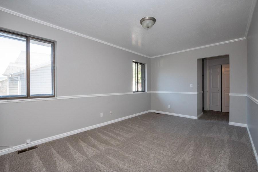 Real Estate Photography - 11778 S 1700 E, Sandy, UT, 84092 - Master Bedroom