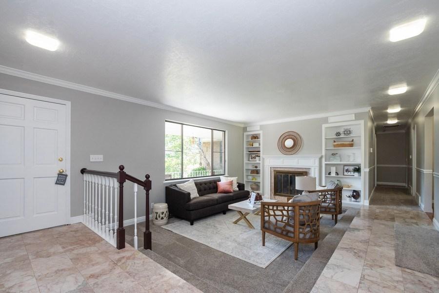 Real Estate Photography - 11778 S 1700 E, Sandy, UT, 84092 - Living Room