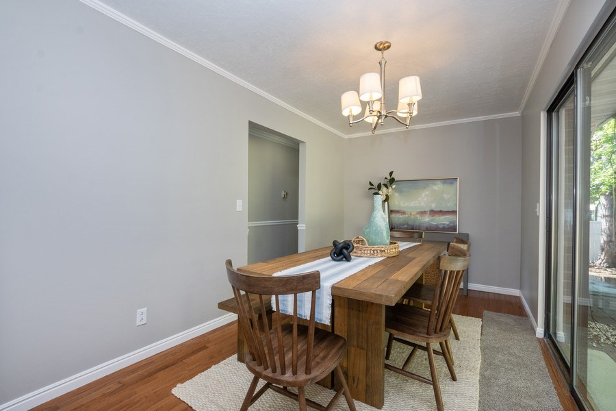 Real Estate Photography - 11778 S 1700 E, Sandy, UT, 84092 - Dining Area